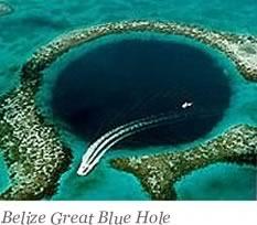 Dive Belize Blue Hole