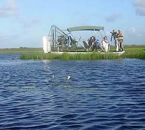 Airboat Cruise