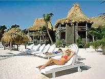 Ramon's Beach Suntan