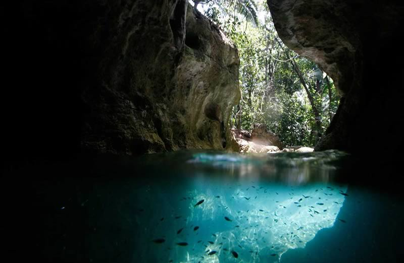 Rio Fario Cave