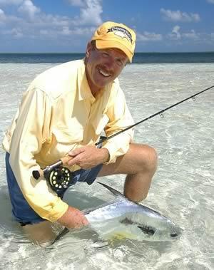 Permit Fishing, Turneffe Flats