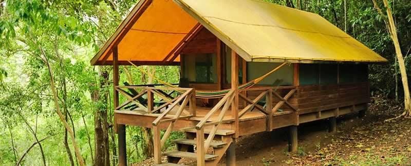 Camp Casita Hillside Cabin