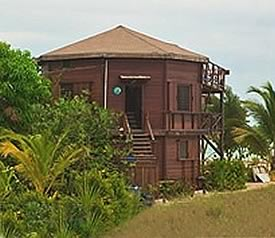 Belize Beach House Rental