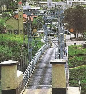 SanIgnacio Town Bridge
