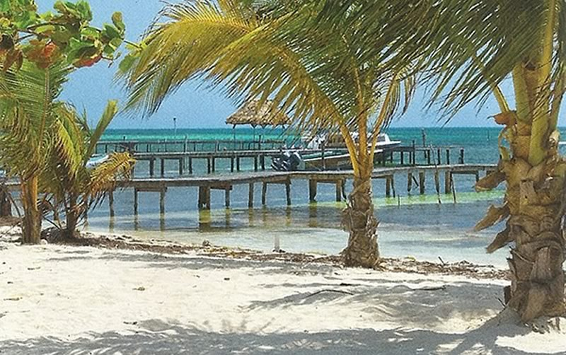 Ambergris Caye Piers