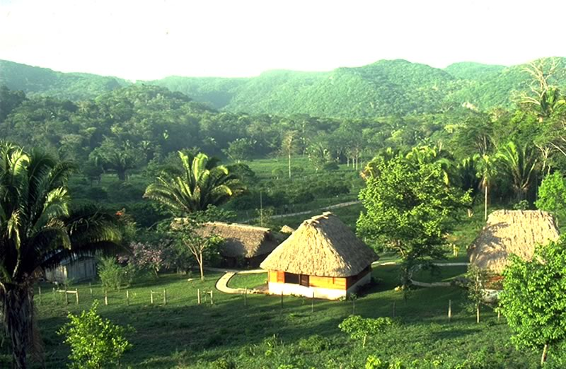 The Macal Valley, Belize