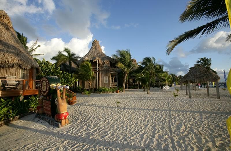 Honeymoon Cabana