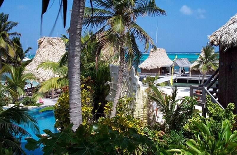 Ramon's Pool Reef View