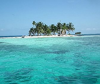 Middle Silk Caye