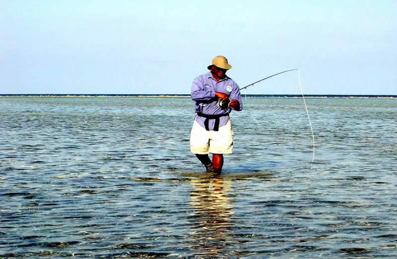 Turneffe Fly Fishing