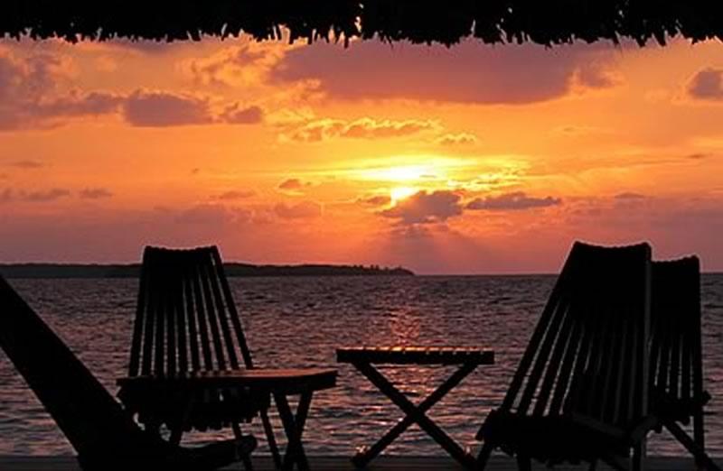 Turneffe Sunset
